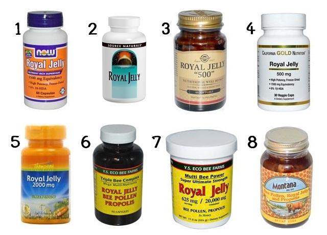 รีวิวนมผึ้ง (Royal Jelly)