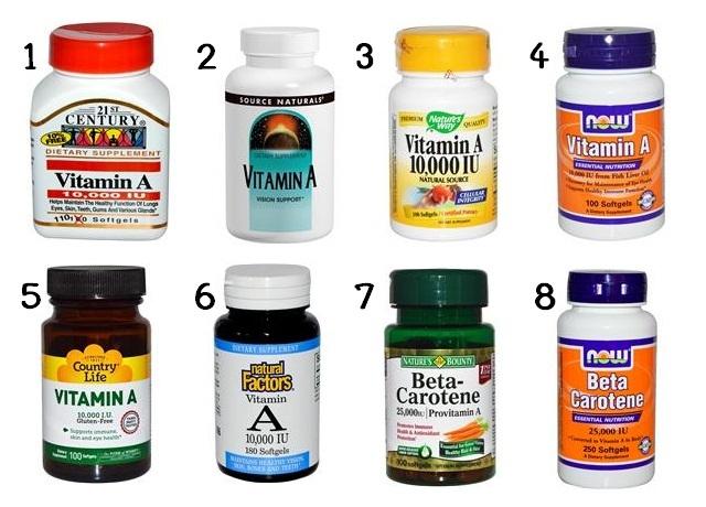 รีวิววิตามินเอ (Vitamin A)