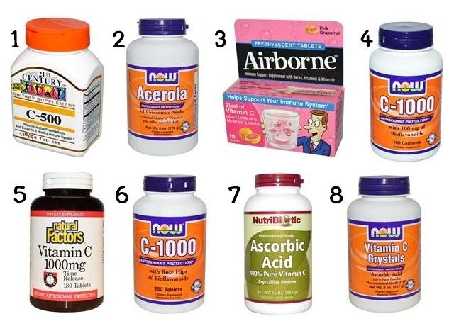 รีวิววิตามินซี (Vitamin C)