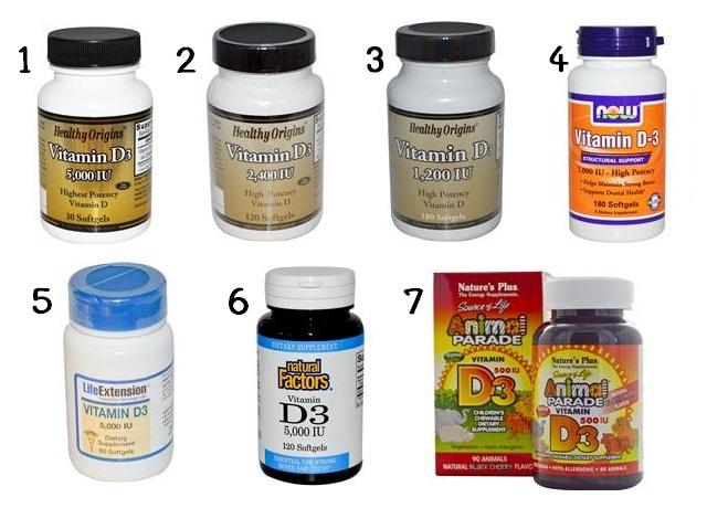 รีวิววิตามินดี (Vitamin D)