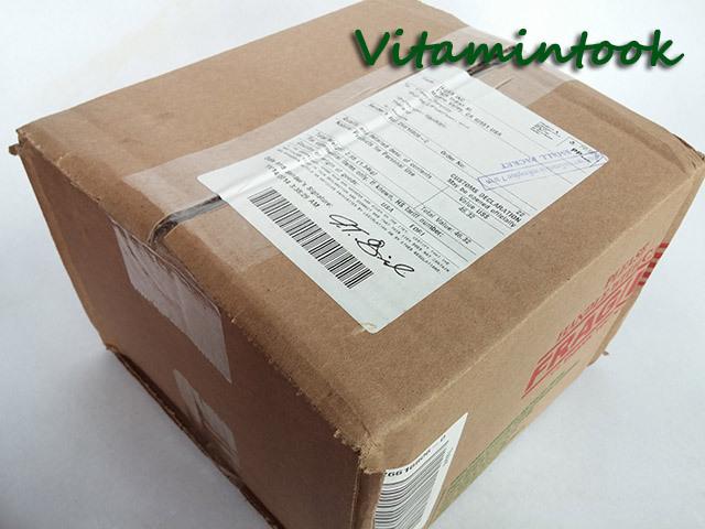 พัสดุและสินค้าที่สั่งจาก iHerb Pantip-01